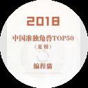 中国准独角兽TOP50