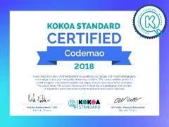 芬蘭Kokoa國際教育標準認證青少年編程教育平臺
